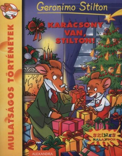 Geronimo Stilton - Karácsony van, Stilton!