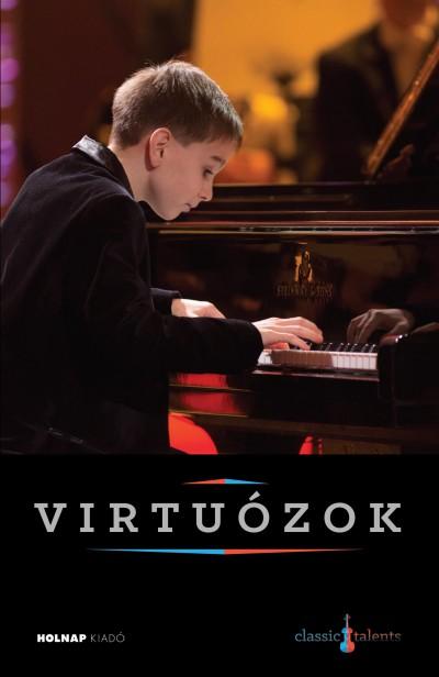 - Virtuózok - Boros Mihály - CD-vel
