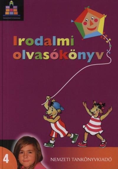 Boldizsár Ildikó  (Összeáll.) - Irodalmi olvasókönyv 4.