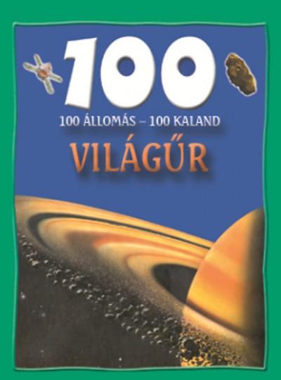 Sue Becklake - 100 állomás - 100 kaland - Világűr