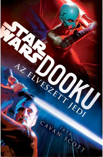 Scott Cavan - Star Wars: Dooku - Az elveszett Jedi