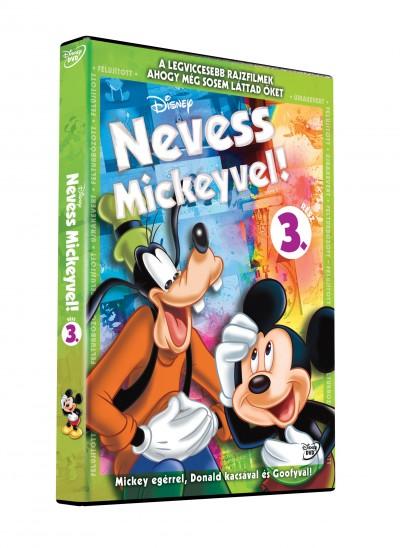 - Nevess Mickeyvel! 3. - DVD