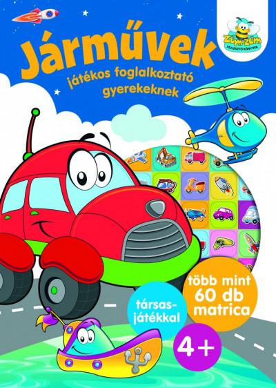 Nagy Emese  (Szerk.) - Járművek
