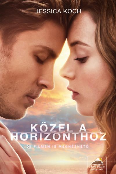 Jessica Koch - Közel a horizonthoz - Filmes borítóval