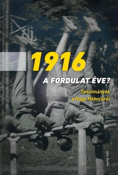 Egry Gábor  (Szerk.) - Kaba Eszter  (Szerk.) - 1916 - a fordulat éve?