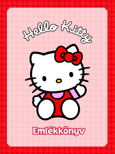 - Hello Kitty Emlékkönyv