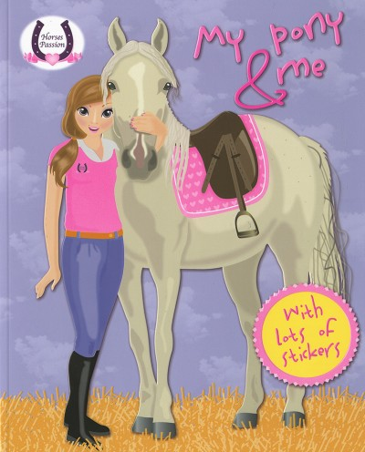 - Horses Passion - My Pony and me (purple)