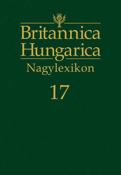 Nádori Attila  (Szerk.) - Britannica Hungarica Nagylexikon 17.