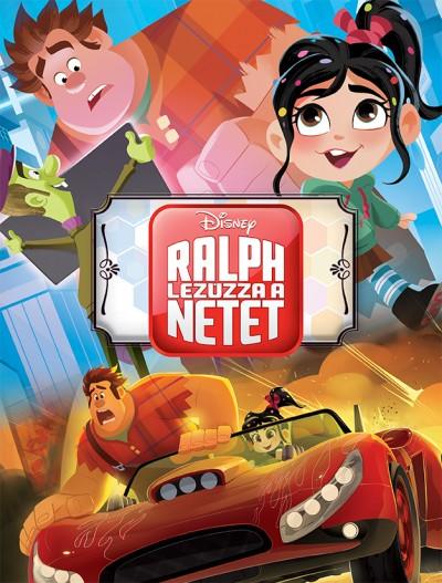 - Rontó Ralph 2. - Ralph lezúzza a netet! - Filmkönyv