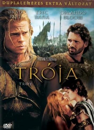 Wolfgang Petersen - Trója - Duplalemezes extra változat - DVD