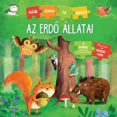 Carola Von Kessel - Az erdő állatai