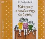 G. Szabó Judit - Zakariás Éva - Hárman a szekrény tetején - Hangoskönyv (4CD)