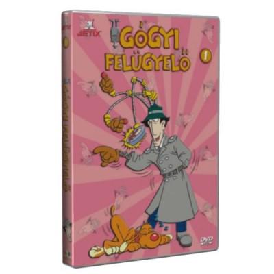 - Gógyi felügyelő 1. - DVD