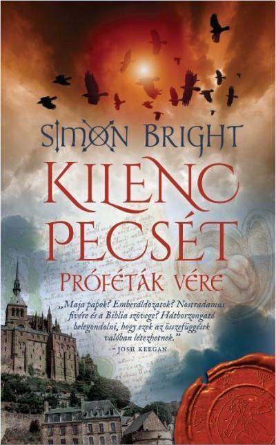 Simon Bright - Kilenc pecsét