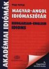 Nagy Gy�rgy (Szerk.) - Magyar - angol idi�masz�t�r
