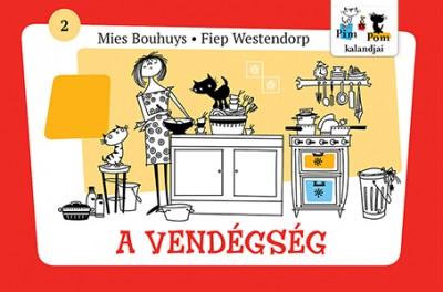 Mies Bouhuys - Fiep Westendorp - Pim és Pom kalandjai - A vendégség