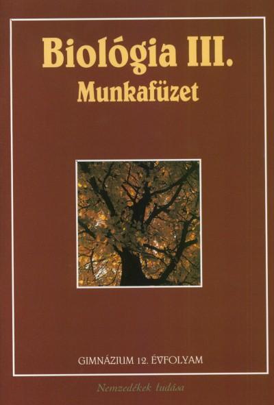 Lénárd Gábor - Biológia III. - 12. évf.