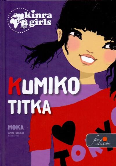 Moka - Kinra Girls 2. - Kumiko titka - Keménytábla