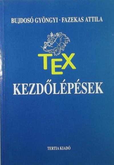 - TEX kezdőlépések