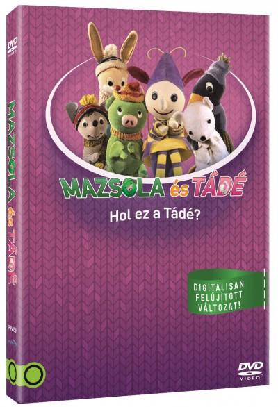 Kende Márta - Mazsola és Tádé: Hol ez a Tádé? - DVD