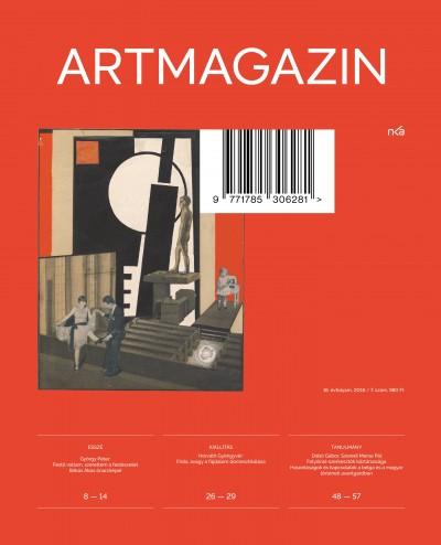- Artmagazin 108. - 2018/7.