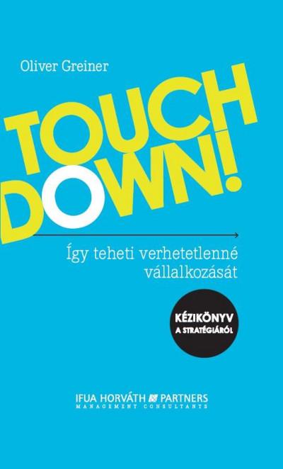 Oliver Greiner - Touchdown!