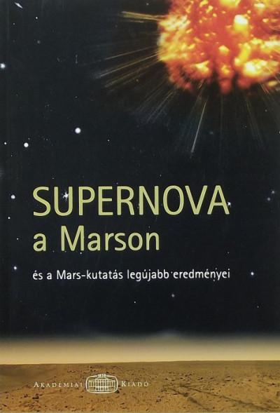 - Supernova a Marson