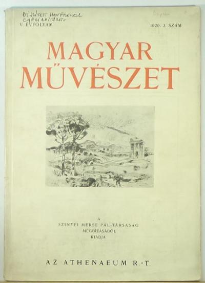 Majovszky Pál  (Szerk.) - Magyar Művészet 1929 3. szám