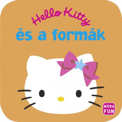 - Hello Kitty és a formák habkönyv