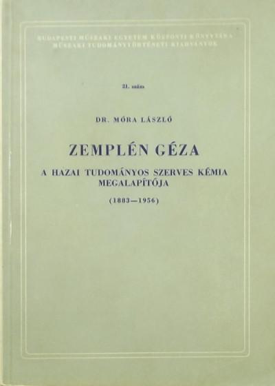 Móra László - Zemplén Géza