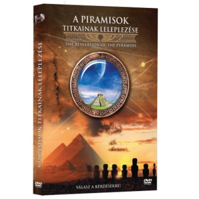 Patrice Pooyard - A piramisok titkainak leleplezése - DVD