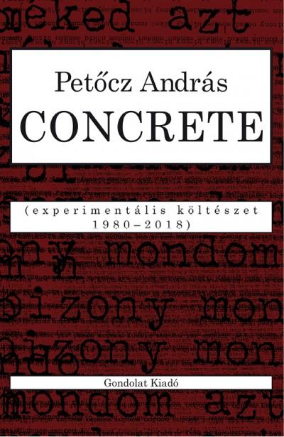 Petőcz András - Concrete