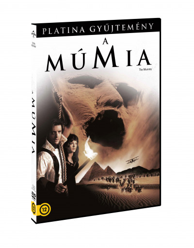 Stephen Sommers - A múmia - DVD