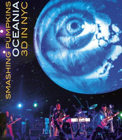 - Oceania - Live In NYC (DVD+CD)