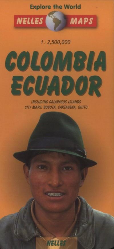 - Colombia - Ecuador