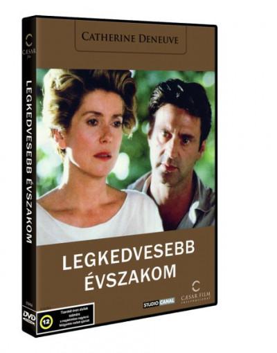 André Téchiné - Legkedvesebb évszakom - DVD