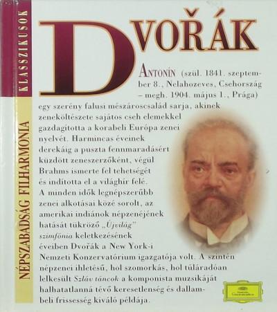 - Antonín Dvorák (1841-1904) + CD