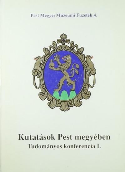 - Kutatások Pest megyében