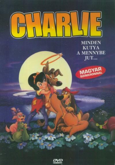 - Charlie - Minden kutya a mennybe jut - DVD