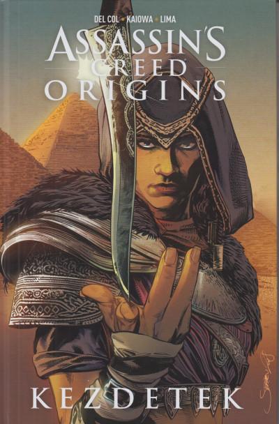 Anthony Del Col - Assassin's Creed: Origins - Kezdetek
