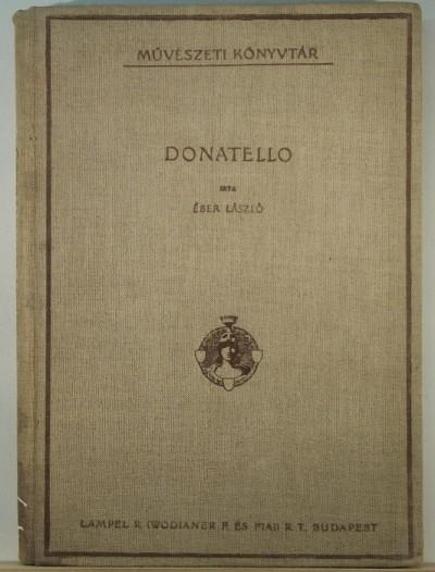 Éber László - Donatello