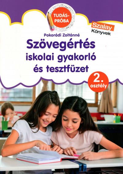 Pokorádi Zoltánné  (Összeáll.) - Szövegértés iskolai gyakorló és tesztfüzet - Tudáspróba 2. osztály