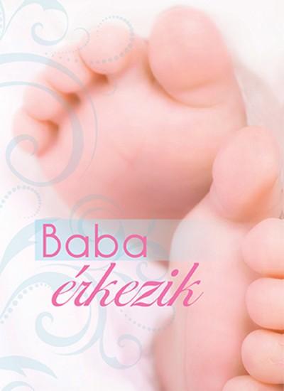 Könyv  Baba érkezik (Szántó