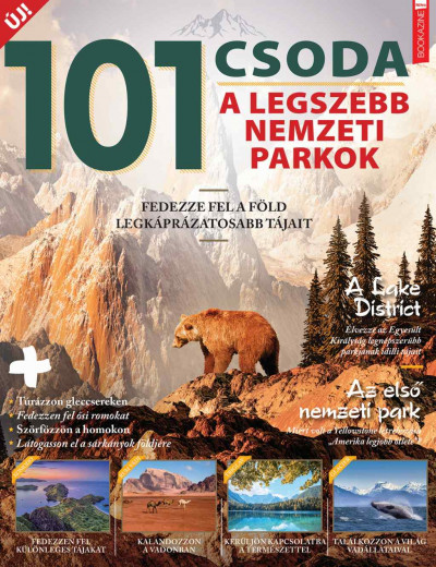 - Füles Bookazine - 101 Csoda - A legszebb nemzeti parkok