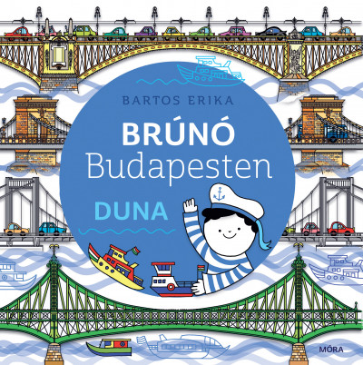 Bartos Erika - Duna - Brúnó Budapesten 5.