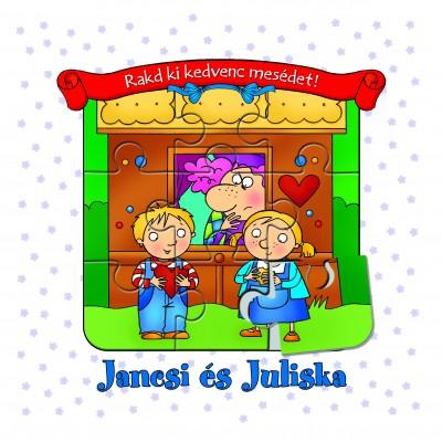 Anna Podgórska - Jancsi és Juliska