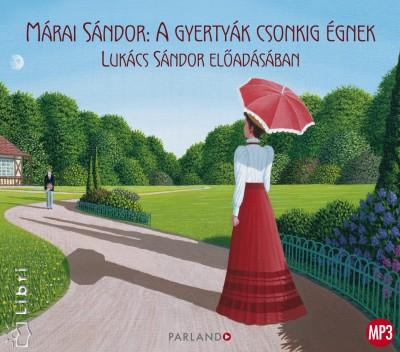 Márai Sándor - Lukács Sándor - A gyertyák csonkig égnek - Hangoskönyv - MP3