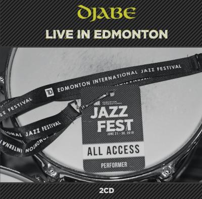 Djabe - Djabe: Live in Edmonton - CD