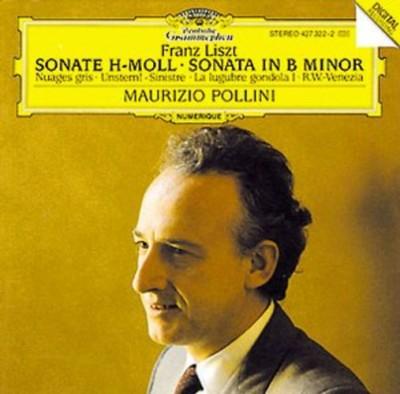 - Franz Liszt: Sonate H-Moll