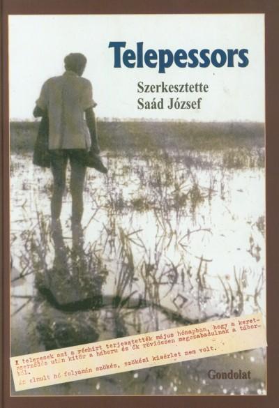 Saád József  (Szerk.) - Telepessors